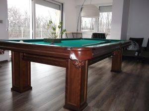 Biliardový stôl Oakwood